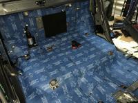 Установка Comfort Mat BlockShot в Fiat Fullback