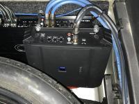 Установка усилителя Alpine S-A60M в Audi A7