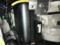 Установка усилителя JBL DSP4086 в Subaru Legacy VI (BN)