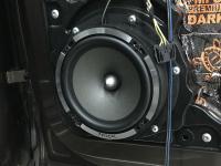 Установка акустики Focal Performance PS 165 V1 в Volkswagen Touareg II NF