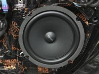 Установка акустики Focal Universal ISU200 в Skoda Superb