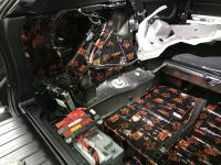 Установка Comfort Mat Dark D3 в BMW X5 (E70)