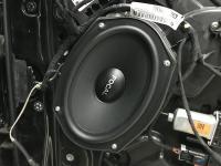 Установка акустики Focal Universal ISU690 в JEEP Grand Cherokee (WK2)