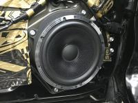 Установка акустики BLAM L 200 P в Toyota Camry V70
