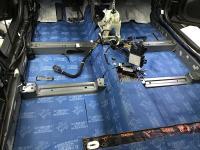 Установка Comfort Mat BlockShot в Mazda 6 (III)