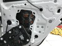Установка Comfort Mat Dark D2 в Skoda Octavia (A8)