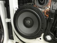 Установка акустики Morel Tempo Ultra 602 в Skoda Octavia (A8)