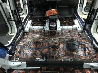Установка Comfort Mat Dark D3 в Skoda Octavia (A8)