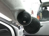 Установка акустики Dego Upgrade 2.5 T в Skoda Octavia (A8)