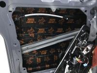 Установка Comfort Mat Dark D2 в Volkswagen Transporter T6.1