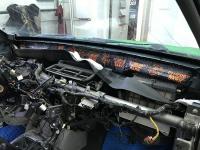 Установка Comfort Mat Dark D2 в Mitsubishi L200