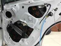 Установка Comfort Mat Dark D2 в BMW X5 (F15)