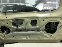 Установка Comfort Mat Dark D2 в Suzuki Jimny IV