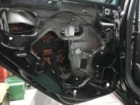 Установка Comfort Mat Dark D2 в Lada Vesta Sport