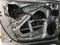 Установка Comfort Mat Dark D2 в Subaru Forester (SJ)
