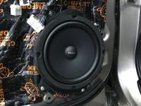 Установка акустики Focal Universal ISU200 в Subaru Forester (SJ)