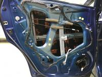 Установка Comfort Mat Dark D2 в Honda Civic 5D