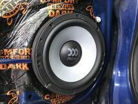 Установка акустики Morel Maximo Ultra 602 в Honda Civic 5D