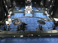 Установка Comfort Mat BlockShot в Toyota RAV4.5