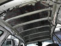 Установка Comfort Mat SkyLine в Nissan X-Trail (T32)