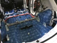 Установка Comfort Mat BlockShot в Nissan X-Trail (T32)