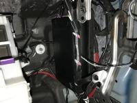 Установка усилителя JBL DSP4086 в Mitsubishi Outlander III