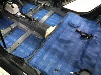 Установка Comfort Mat BlockShot в Citroen C4L sedan
