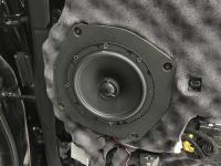 Установка акустики Morel Tempo Coax 6 в Land Rover Range Rover Sport