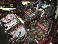 Установка Comfort Mat Dark D3 в Subaru XV