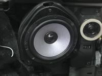 Установка акустики Morel Tempo Ultra Integra 602 в Audi TT III (8S)