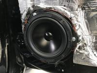 Установка акустики Ground Zero GZRC 165.2SQ в Hyundai Solaris II