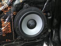 Установка акустики Morel Maximo Ultra 602 в Nissan X-Trail (T30)
