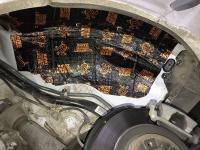 Установка Comfort Mat Dark D3 в Audi Q7 II (4M)