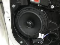Установка акустики Morel Tempo Coax 6 в KIA Optima III (TF)