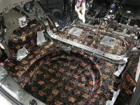 Установка Comfort Mat Dark D3 в Nissan X-Trail (T32)