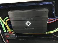 Установка усилителя Helix G FOUR в Mazda CX-5 II
