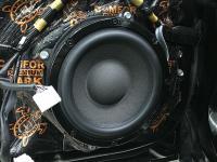 Установка акустики Brax MATRIX ML8 MID в Toyota Camry V70