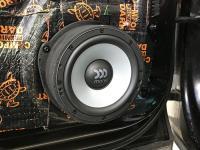 Установка акустики Morel Maximo Ultra 602 в Audi Q7 II (4M)