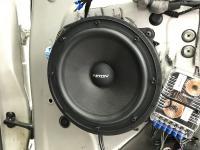 Установка акустики Eton PRS 165.2 в Land Rover Discovery 4