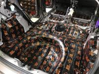 Установка Comfort Mat Dark D3 в KIA Rio X
