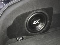 Установка сабвуфера ESX SX1040 в Audi A7