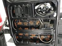 Установка Comfort Mat Dark D2 в Mercedes Vito III (W447)