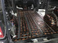 Установка Comfort Mat Dark D3 в Mercedes Vito III (W447)