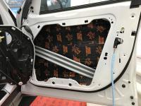 Установка Comfort Mat Dark D2 в BMW X3 (G01)