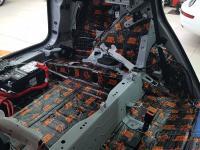Установка Comfort Mat Dark D3 в BMW X3 (G01)