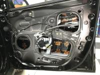 Установка Comfort Mat Dark D2 в Hyundai Creta