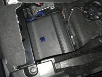 Установка усилителя Alpine S-A60M в BMW i3S