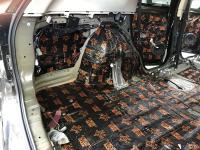 Установка Comfort Mat Dark D3 в Mitsubishi Outlander III