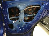 Установка Comfort Mat Dark D2 в Haval F7X