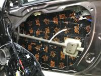 Установка Comfort Mat Dark D2 в KIA Optima III (TF)
